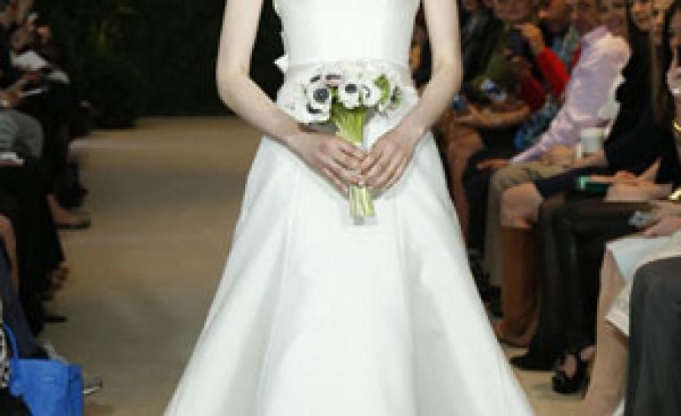 Carolina Herrera, concorso per spose su Pinterest