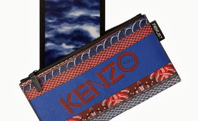 Google debutta nella fashion week parigina con Kenzo