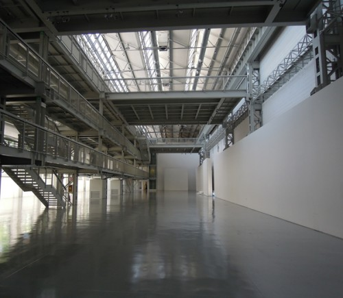 Headquarter Fendi nell'ex Fondazione Arnaldo Pomodoro