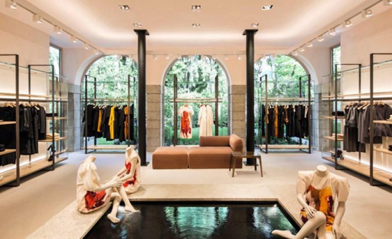 Bottega Veneta, a Milano la sua prima maison