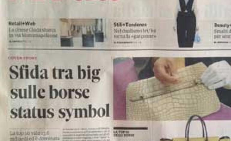 Moda24 non sarà più in formato tabloid