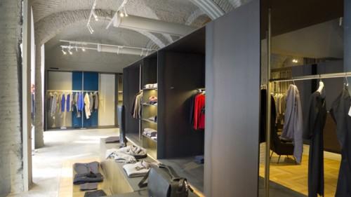 Lo store di Siviglia a Milano