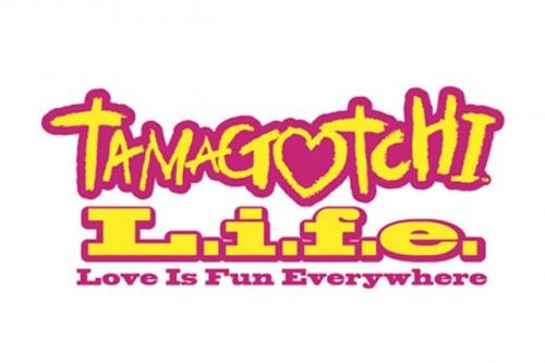 Il logo di Tamagotchi Life