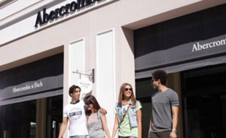 Sbarca in Sicilia il primo outlet A&F in Europa continentale