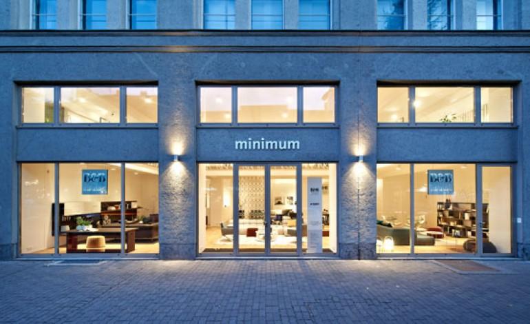 B&B Italia, primo store a Berlino