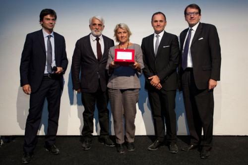 La premiazione del Cersaie Awards 2013