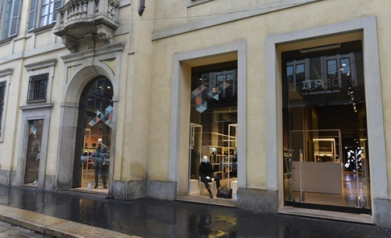 Ittierre chiude a sorpresa il flagship milanese