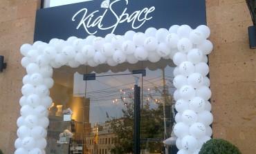Opening worldwide per Kidspace