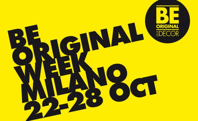 Be Original Week, il design fa rete contro i falsi