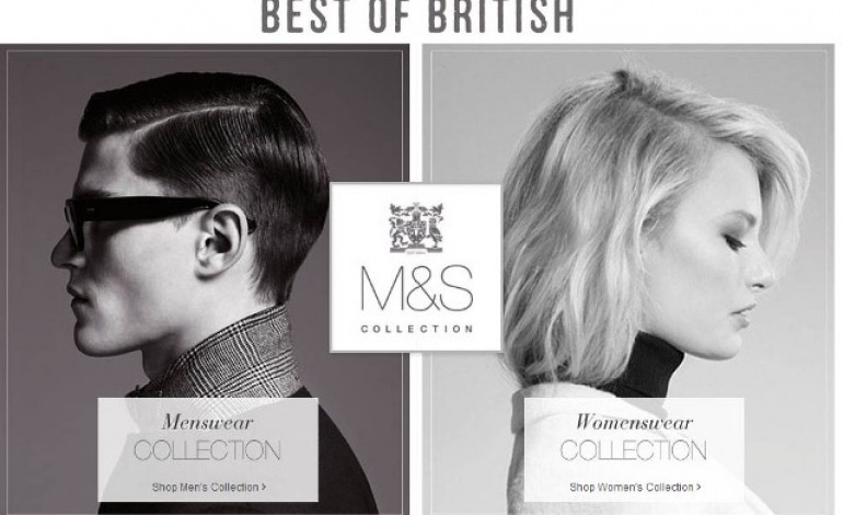 Marks & Spencer punta sul made in UK