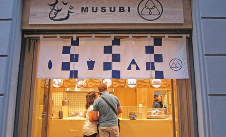Musubi, sotto il Duomo apre il giapponese con influenze tricolori