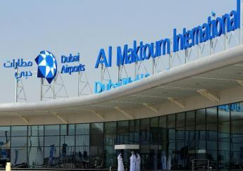 L'aeroporto di Al Maktoum a Dubai