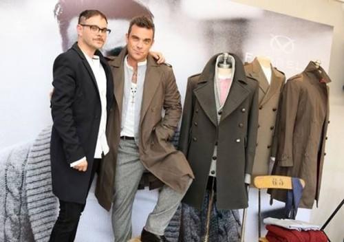 Robbie Williams e