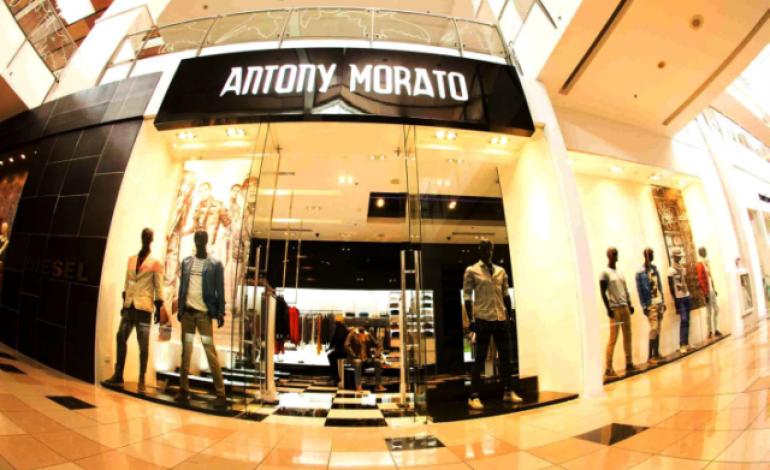 Antony Morato, tris di aperture all'estero