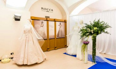 """Rocca 1794 si veste da sposa per il """"Wedding Event"""""""