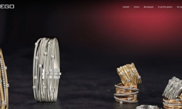 Marco Bicego, nuova immagine online