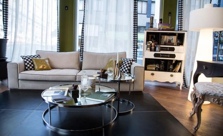 A Milano apre il 'salotto-boutique' firmato Modà