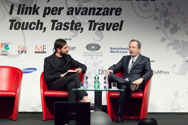 Milano Fashion Summit 2013 -  Stefano Sassi