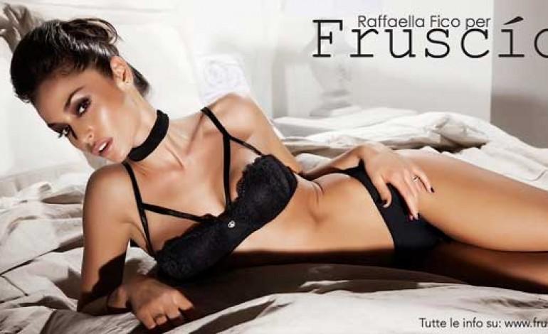 Il nuovo volto di Fruscìo è Raffaella Fico
