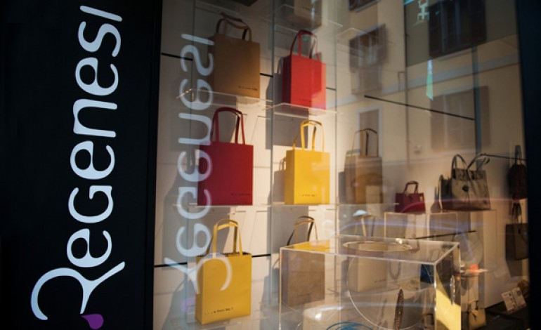 Regenesi punta sul retail e inaugura pop up store a Brera