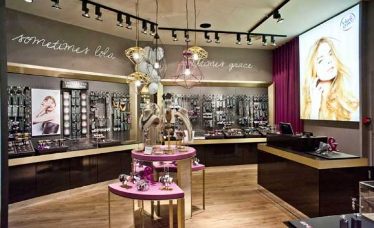 Venti store in Italia per Lola and grace (Swarovski)