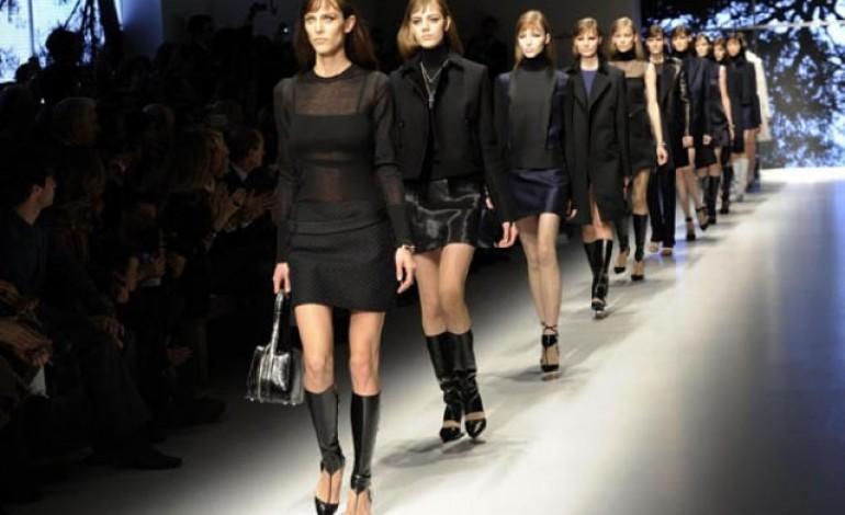 Versace e Ferragamo, anno d'oro per il lusso