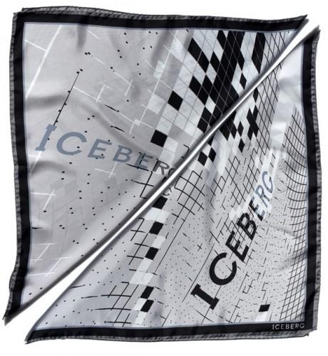 Un foulard Iceberg