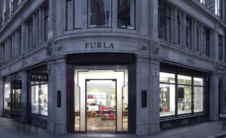 Furla inaugura nuovo concept store in Regent Street