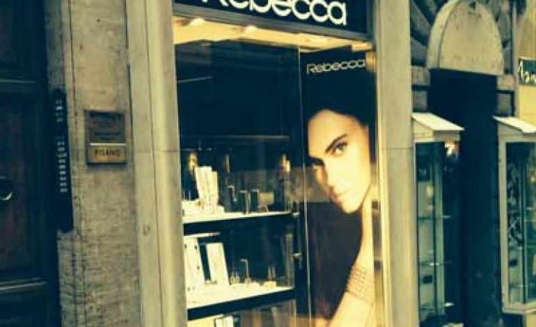 I gioielli Rebecca sbarcano a Roma