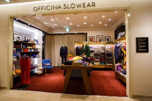 Store Slowear a Osaka