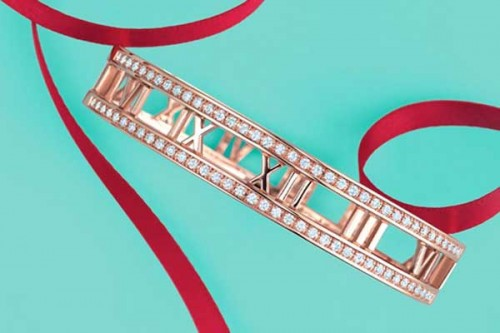 Tiffany & Co. collezione Atlas