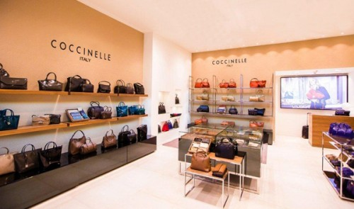 Store Coccinelle a Mosca