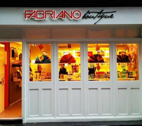 La Fabriano Boutique a Londra