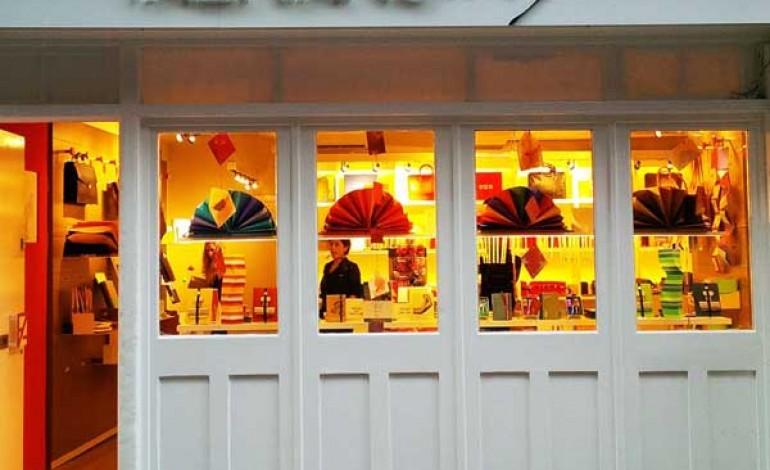 Fabriano Boutique porta la carta italiana a Londra