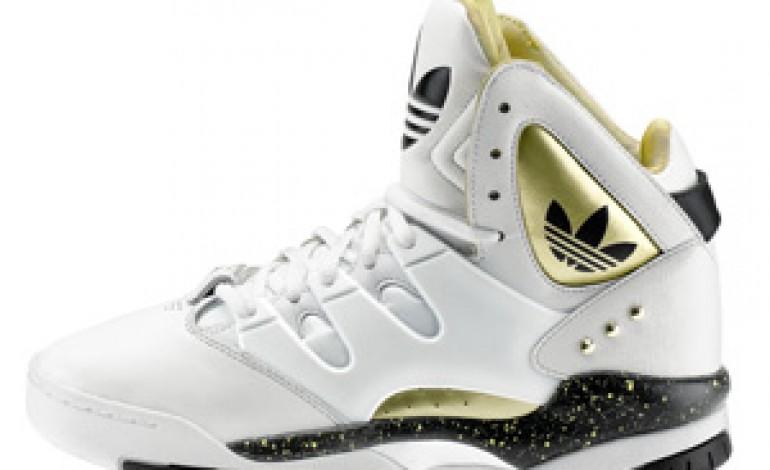 Adidas, una collezione ispirata al retrò basket