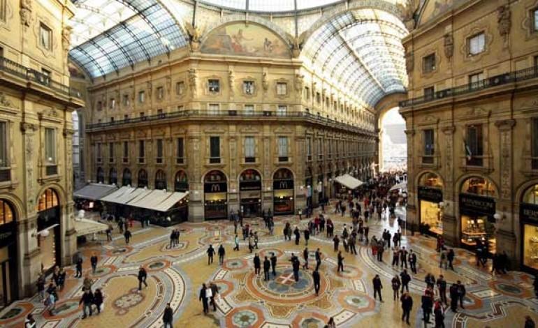 Gucci, in scadenza le vetrine in Galleria a Milano