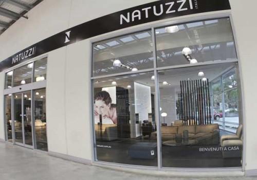 Il flagship Natuzzi Italia a Sidney