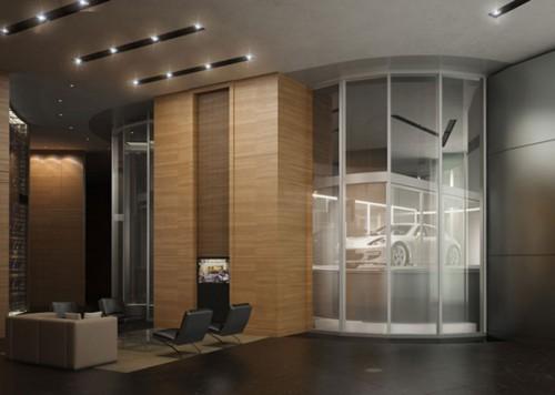 Porsche Design Tower di Miami