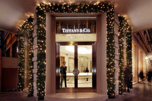 Tiffany & co. - Roma