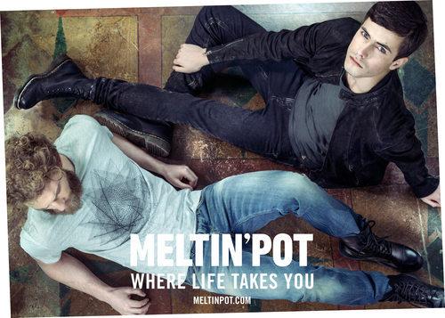 La campagna Meltin'Pot per l'A/I 2013-14