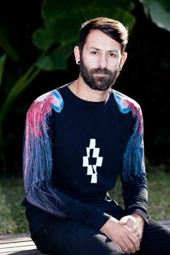 Marcelo Burlon (ph.Gaston Suaya)