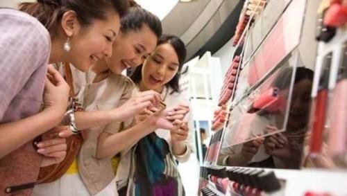 Cosmetica in Cina