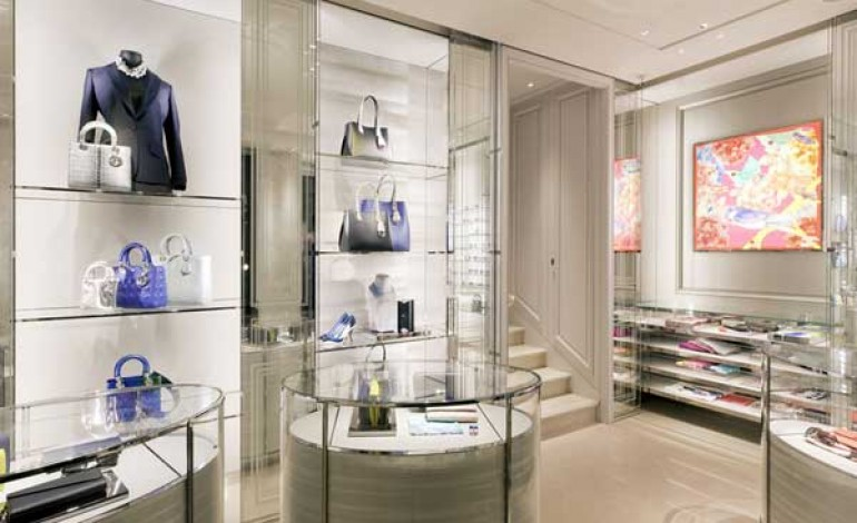 Dior inaugura in Laguna
