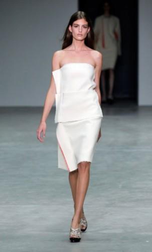 Sfilata Calvin Klein a New York