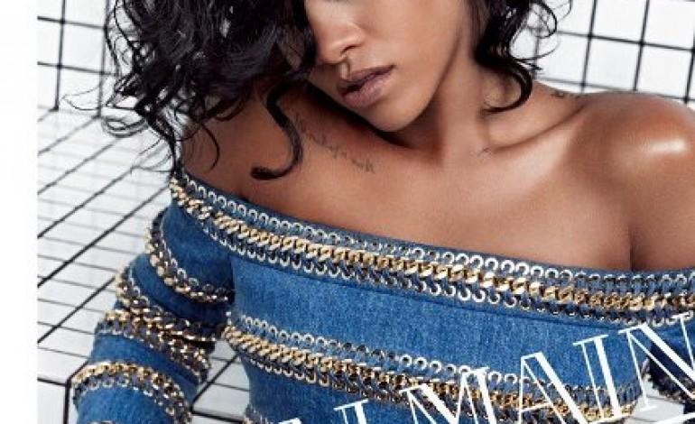 Rihanna nuova musa di Balmain