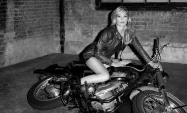 Kate Moss /1 - Ancora musa per Matchless