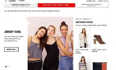 Moda sul web, il maggior surplus parla inglese