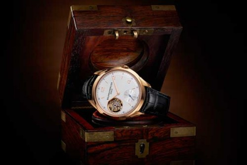 Baume & Mercier - Clifton Tourbillon Volante 1892