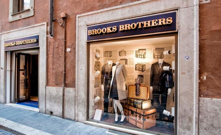 Brooks Brothers sbarca a Roma e pensa all'Europa
