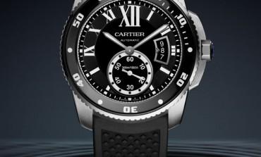 Cartier scommette sull'uomo con il Diver